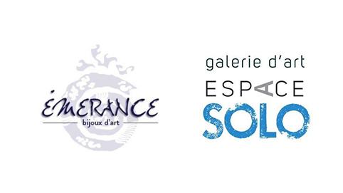 Émerance bijoux d'art / Espace Solo – Galerie d'Art