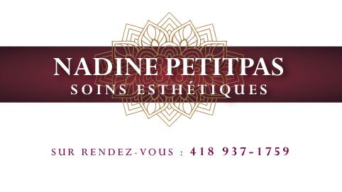 Nadine Petitpas – Soins esthétiques